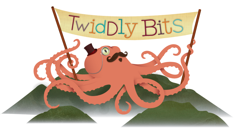 Twiddly Bits Octopus